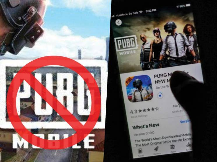 PUBG Mobile taken from Play store, App store after ban