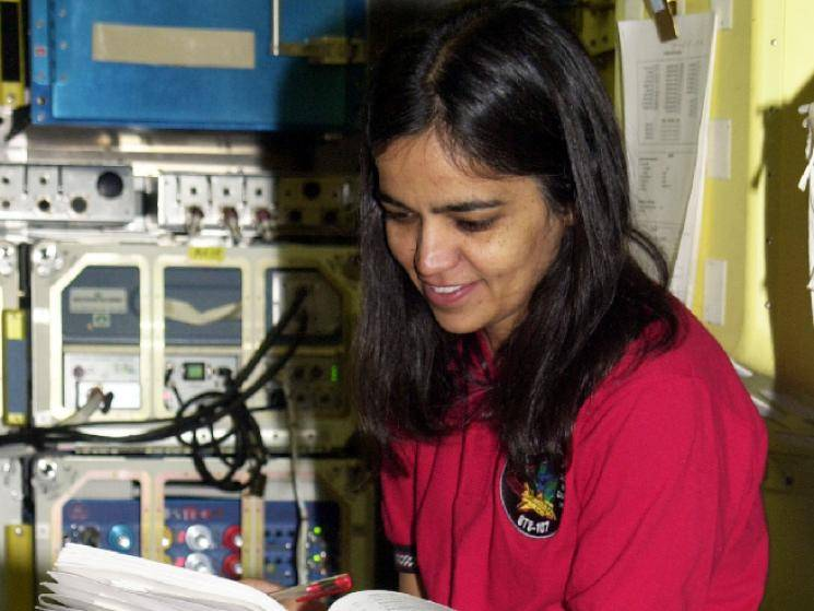 Late Indian astronaut Kalpana Chawla gets honoured by US with a spacecraft in her name!