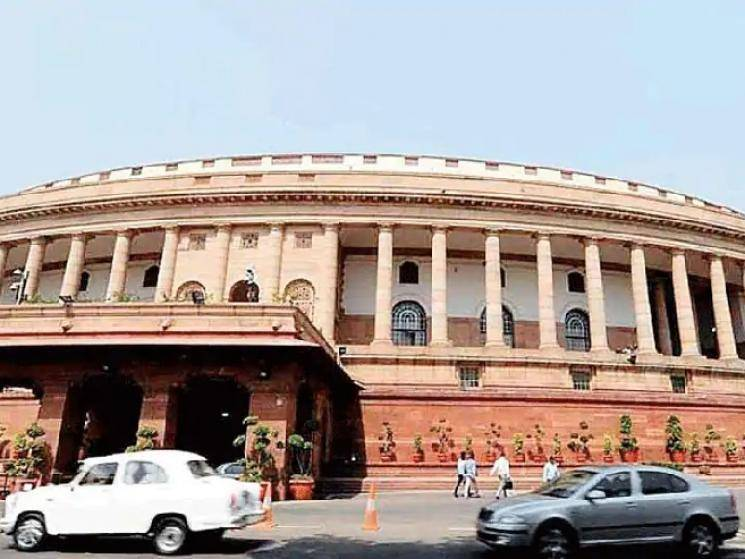 25 MPs test COVID positive on 1st day of Parliament Monsoon Session!