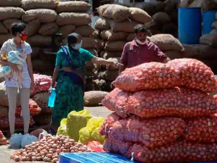 Indian Government orders immediate ban on Onion export!