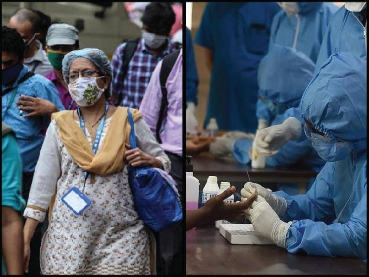இந்தியாவில் 50 லட்சத்தை கடந்த கொரோனா பாதிப்பு!
