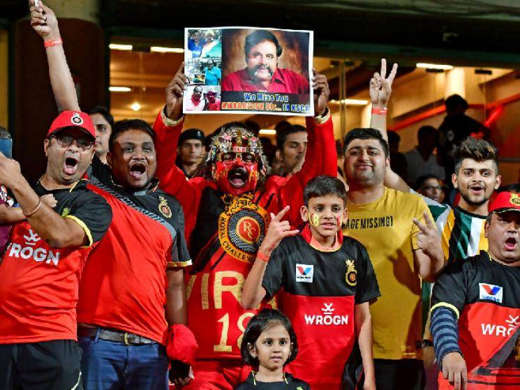 RCB fans upset over use of Hindi words in team anthem!