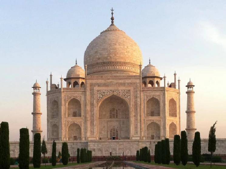 Taj Mahal & Agra Fort to reopen for tourists after being closed due to COVID-19!