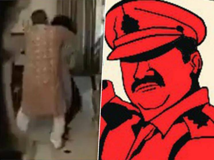 Madhya Pradesh government suspends IPS officer who assaulted wife!