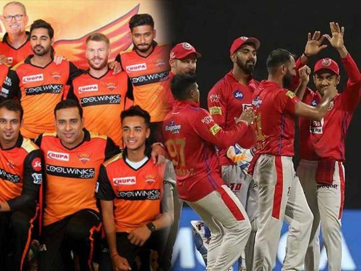 KXIP handed massive defeat by SRH!