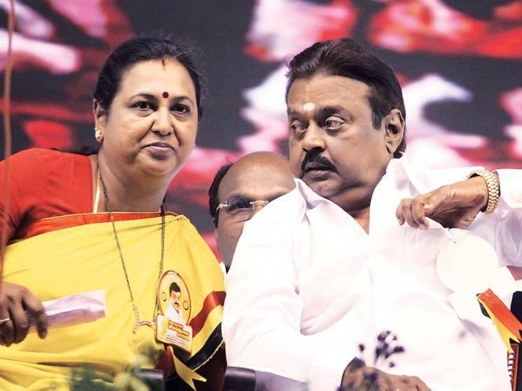 வீடு திரும்பினார் கேப்டன் விஜயகாந்த்!