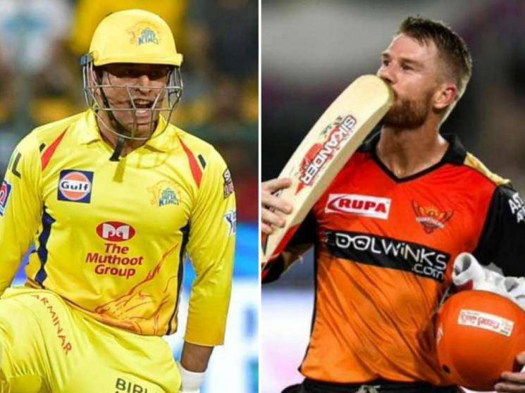 CSK get back to winning ways against SRH!