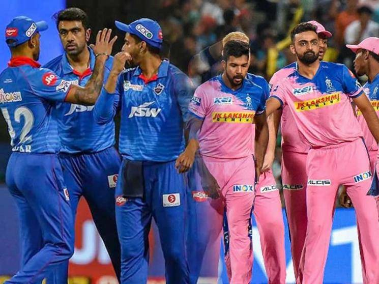 Rajasthan Royals go down to injury-ridden Delhi Capitals by 13 runs!