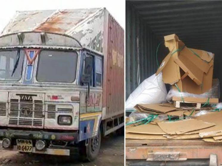 Robbers loot truck carrying mobiles worth Rs. 15 Crores!