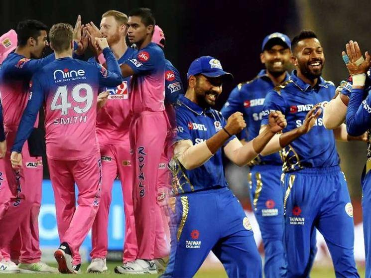 MI shocked by Rajasthan Royals batsmen Stokes and Samson!
