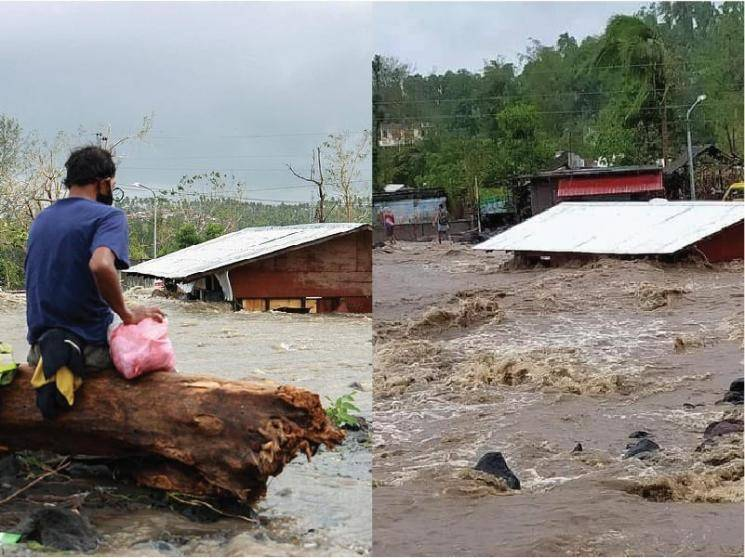 Strongest storm of 2020 - Typhoon Goni kills 16 and displaces nearly 4 lakh people in Philippines!