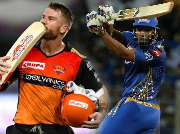 SRH beat MI by 10 wickets to secure a Playoffs berth!