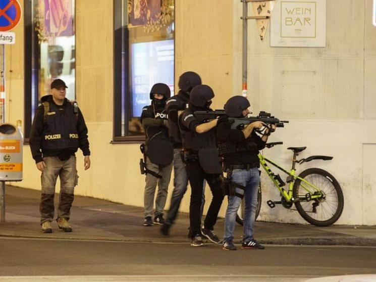 Terrorist Organisation ISIS claims responsibility for Vienna attack!