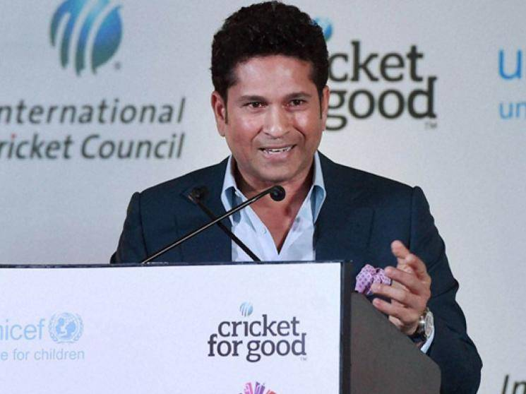 Sachin Tendulkar requests ICC to make helmets mandatory for all batsmen!