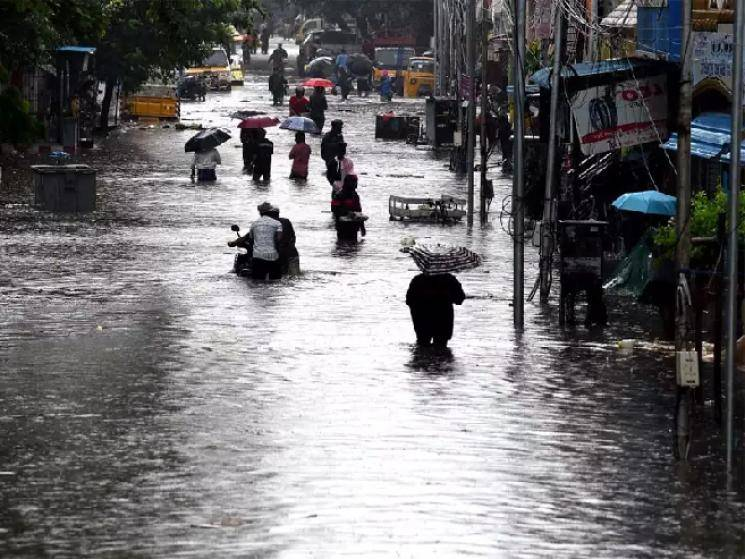 IMD issues heavy rainfall and thunderstorms alert in TN, AP, Puducherry and Karnataka!
