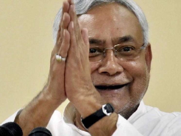 Nitish Kumar elected Bihar CM for 4th consecutive time!