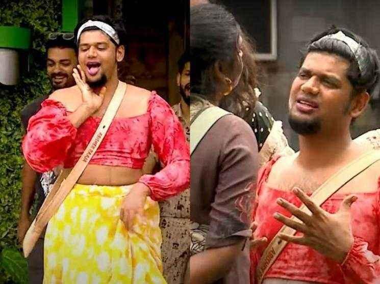 Abishek Raaja and Niroop Nandakumar's attempt to provoke Bigg Boss 5 contestants | New Promo