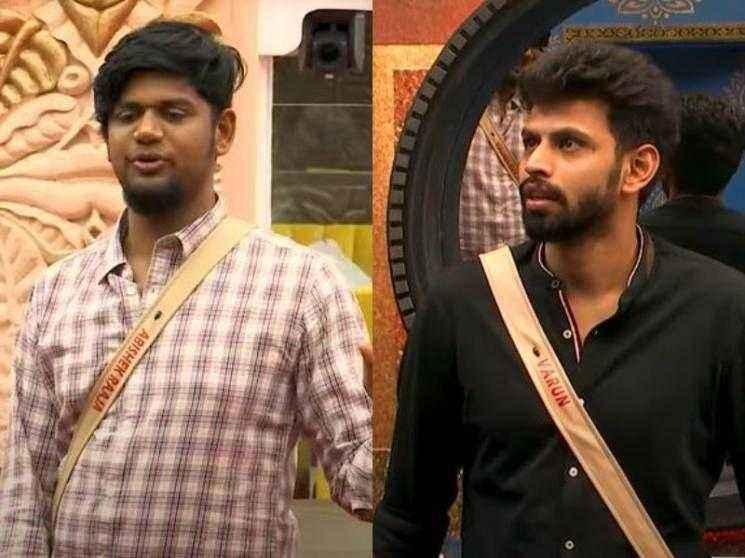 Abishek Raaja's mind game with Varun in a new challenge | Interesting new Bigg Boss 5 promo