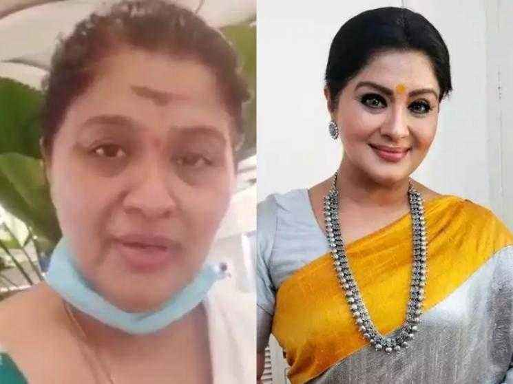 Actress-dancer Sudhaa Chandran's emotional appeal to PM Modi after getting stopped at airport - VIRAL VIDEO!