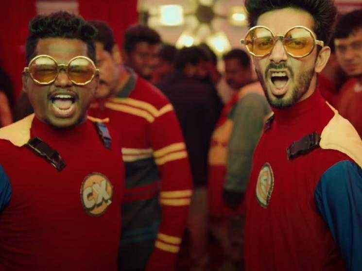 Anirudh Ravichander's 'Oosingo' Music Video released - a fun-filled Covid Vaccination awareness song!