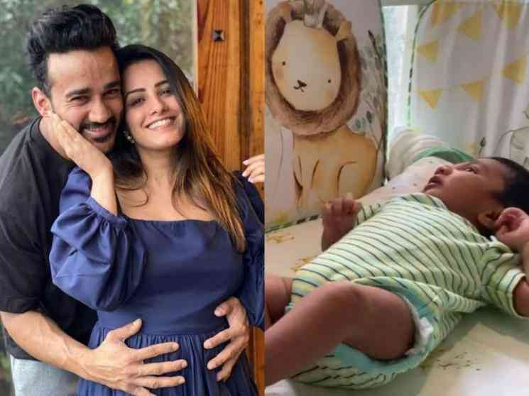 Sukran actress Anita Hassanandani's baby's cute pictures and video takes social media by storm