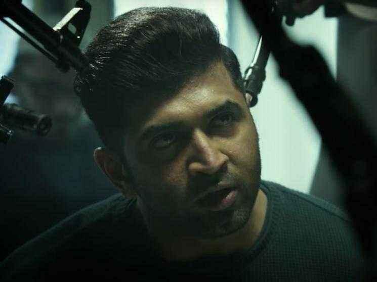 Arun Vijays next mass action film BORRDER release date - Official Announcement!