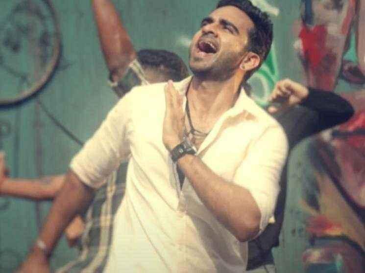Ashok Selvan - Priya Bhavani Shankar's Hostel - first single Hostel Gaana out! Listen to the song here!