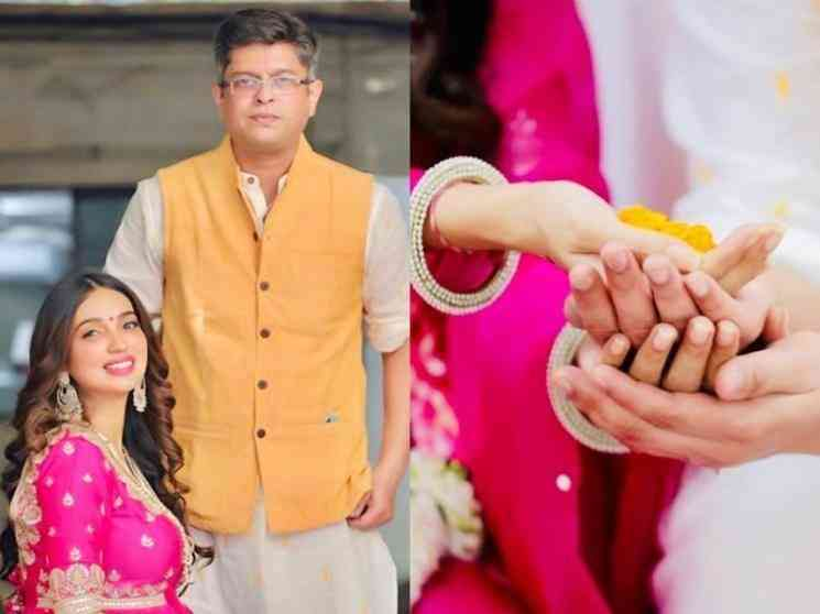 Atrangi Re and Inji Iduppazhagi screenwriters Himanshu Sharma and Kanika Dhillon get married