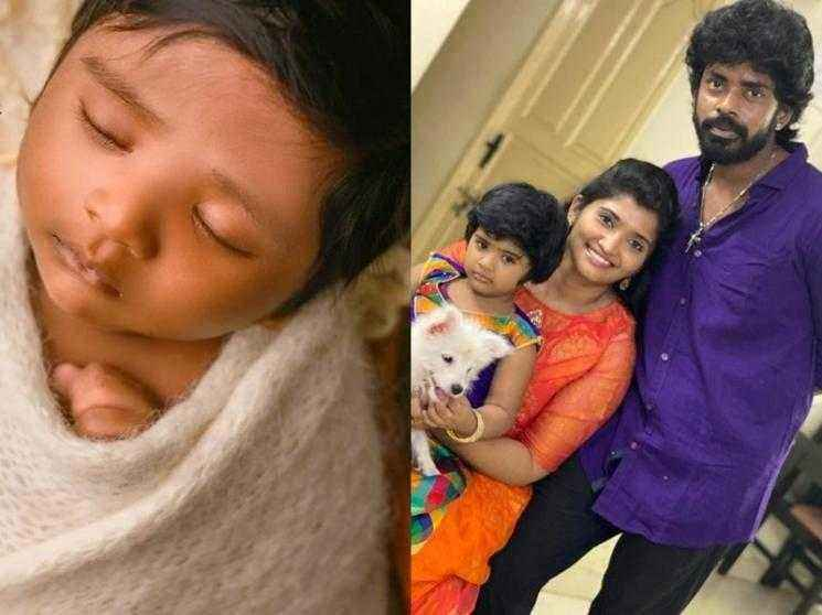 Bigg Boss fame Sandy master shares first glimpse of his super cute baby boy - TRENDING PIC!