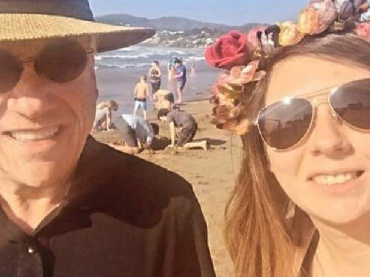 Chilean President fined heavily for maskless selfie on beach!