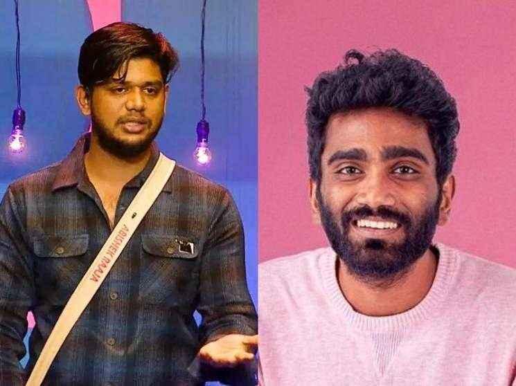Comali director Pradeep Ranganathan comments on Bigg Boss 5 Abishek Raaja's latest actions - VIRAL VIDEO!