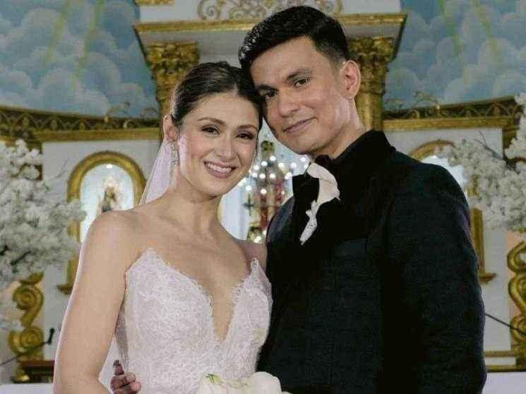 Filipino star couple and Carla Abellana Tom Rodriguez tie the knot - VIRAL WEDDING PICS!