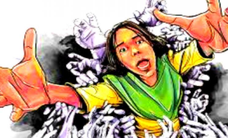 தண்ணீர் கேட்டு வந்த 13 வயது சிறுமி.. பலாத்காரம் செய்ய முயன்று கொலை செய்த 22 வயது கொடூரன்!