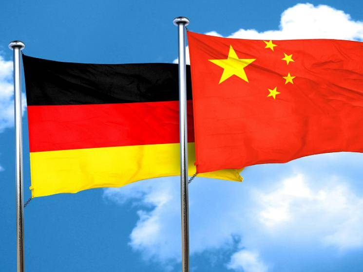 China happy that Germany has left UN Security Council!
