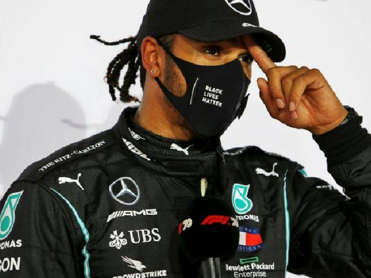 7-time F1 racing champion Lewis Hamilton tests COVID positive!