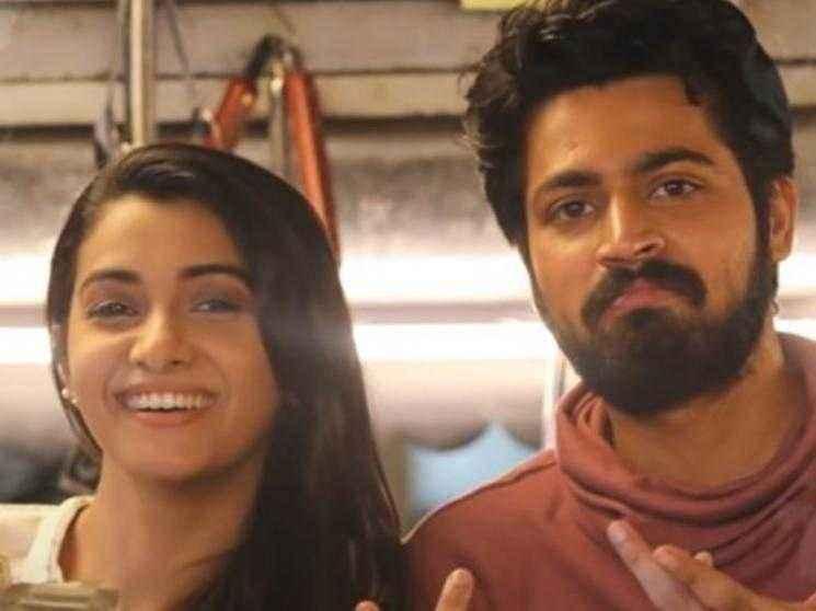 Harish Kalyan and Priya Shankar Bhavani's Oh Manapenne 'Bodhai Kaname' song video   Anirudh