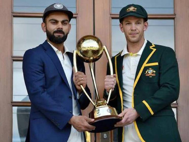 India lose first Test against Australia by 8 Wickets!