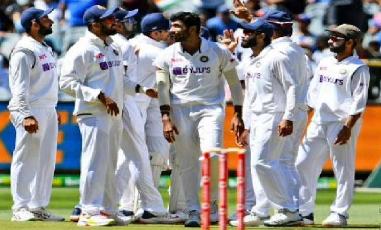 India level series against Australia with resounding win at MCG!
