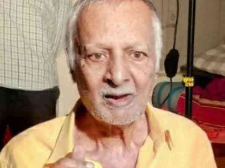 Veteran Kannada actor Shani Mahadevappa passes away at 88
