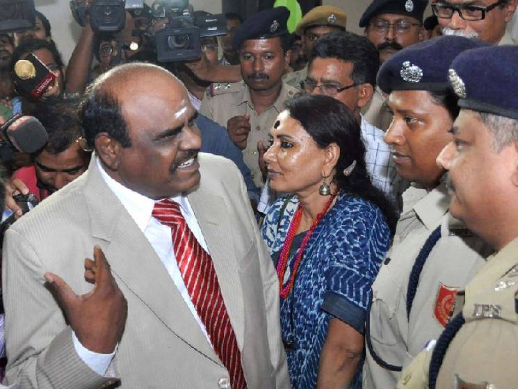 Former High Court Judge CS Karnan arrested in Chennai!