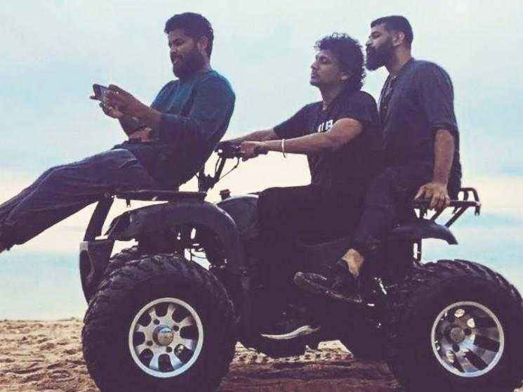 Latest picture from the sets of Kamal Haasan's VIKRAM goes viral | Lokesh Kanagaraj
