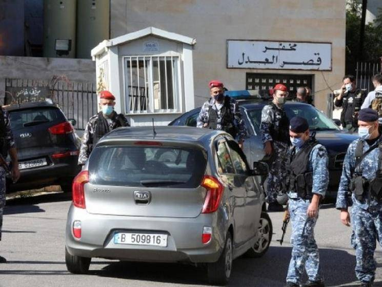 Mass prison breakout in Lebanon... Over 60 convicts escape!