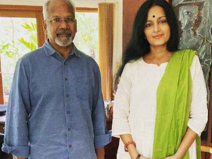 Mani Ratnam's Ponniyin Selvan dubbing work is happening in full swing - latest official update here!