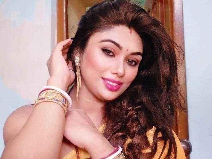 Model-actress Nandita Dutta and her associate arrested in Kolkata for running an alleged porn racket