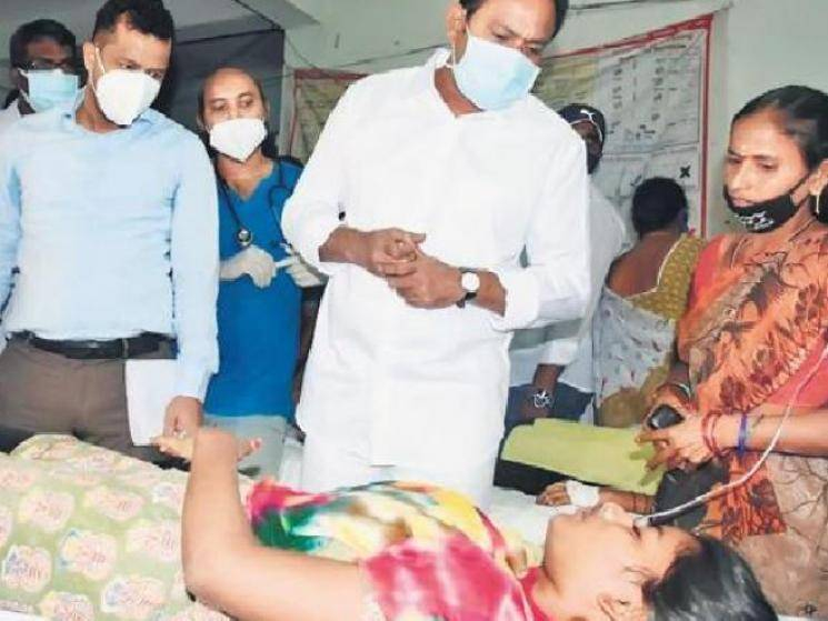 Over 200 hospitalised in Andhra Pradesh with Mystery illness!