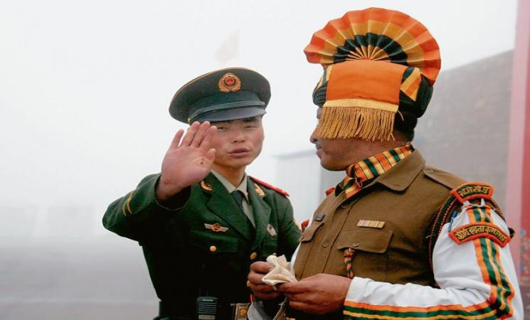 India China soldiers clash at Sikkim with injuries trying to prevent intrusion!