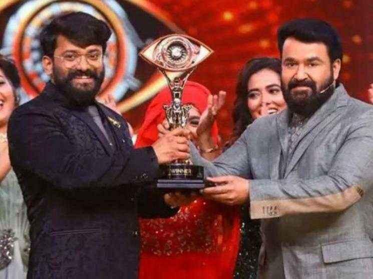 Navarasa actor Manikuttan wins Bigg Boss Malayalam season 3 title, Mohanlal to return to host season 4