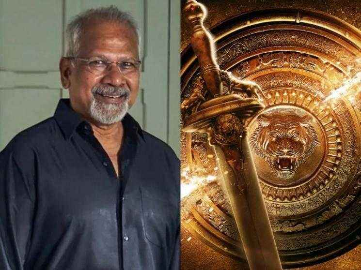 Ponniyin Selvan massive shooting moments by Suhasini - NEW VIRAL PHOTOS!