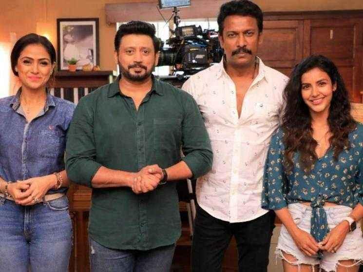 Prashanth's Andhagan wraps up production, shooting plans revealed