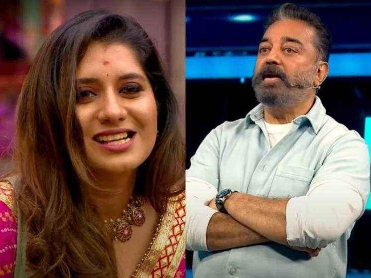Priyanka gets caught lying to Kamal Haasan | New Bigg Boss Tamil 5 promo